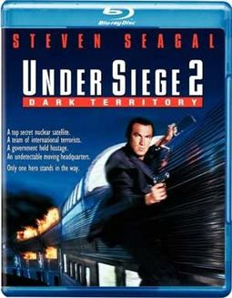 Under Siege 2 - Dark Territory (Blu-ray)