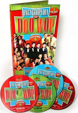 Encyclopedia of Doo Wop, Volume 4 (4-CD)