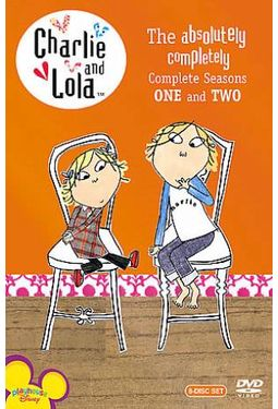 Charlie and Lola - Complete Seasons 1 & 2 (8-DVD)