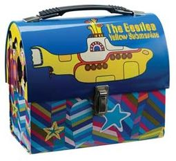 Yellow Submarine: Dome Tin Tote