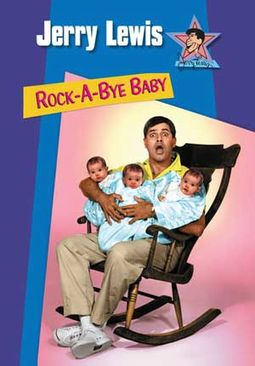 Rock a bye baby widescreen dvd 1958 starring jerry lewis directed
