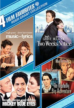Hugh Grant Collection: 4 Film Favorites (Music