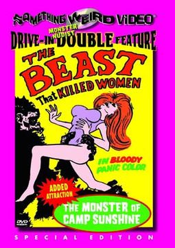 Monster Nudist Drive-In Double Feature: The Beast