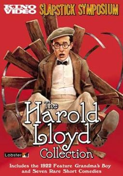 "The Harold Lloyd Collection (""Grandma's Boy"""