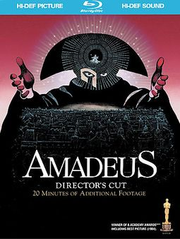 Amadeus (2-Disc Blu-ray with Bonus CD)