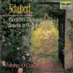 Schubert: Moments Musicaux & Sonata in A major