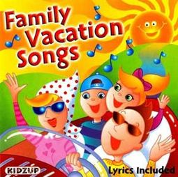 Kidzup - Family Vacation Songs