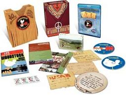 Woodstock: 40th Anniversary Director's Cut