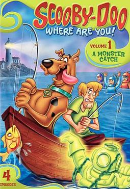 Scooby-Doo: Where Are You! - Season 1 - Volume 1