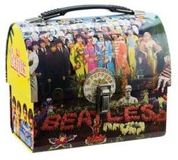 The Beatles - Sgt. Peppers: Dome Tin Tote