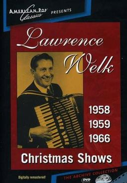 Lawrence Welk Christmas Shows [Import]