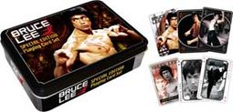 Bruce Lee - Playing Cards (Tin Box)