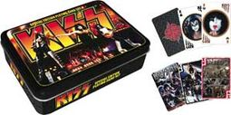KISS - Playing Cards Gift Set - Special Edition
