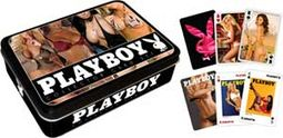 Playboy - Playing Cards in Collector's Tin