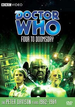 Doctor Who - #117: Four to Doomsday
