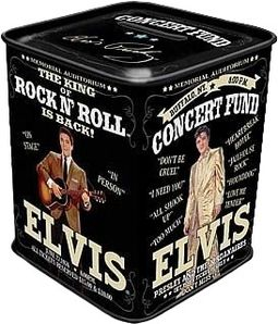 Elvis Presley - Tin Savings Bank