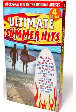 Ultimate Summer Hits (4-CD)