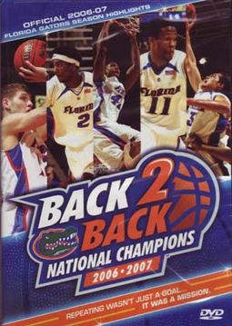 Basketball - University of Florida Gators: Back 2