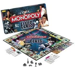 Monopoly - 75th Anniversary Board Game