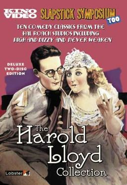The Harold Lloyd Collection 2 (2-DVD) (10 Classic