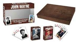 John Wayne - Playing Cards Gift Set - Collectible