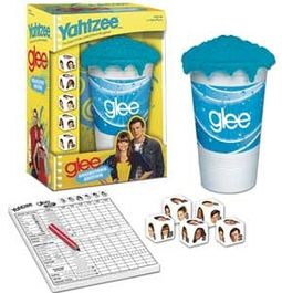 Glee - Yahtzee Board Game