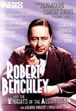 Robert Benchley and the Knights of the Algonquin