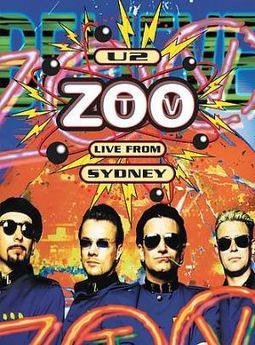 U2 - Zoo TV Live From Sydney (2-DVD Limited