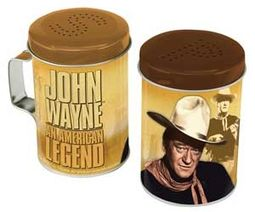 John Wayne - American Legend - Tin Salt & Pepper