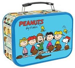 Peanuts - Extra Large Tin Tote