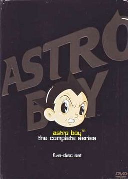 Astro Boy (2003) - Complete Series (5-DVD)