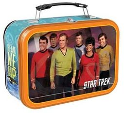 Star Trek - Extra Large Tin Tote