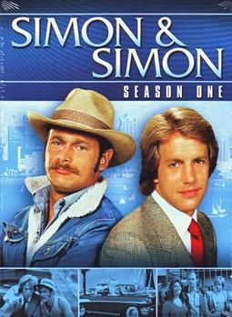 Simon & Simon - Season 1 (4-DVD)