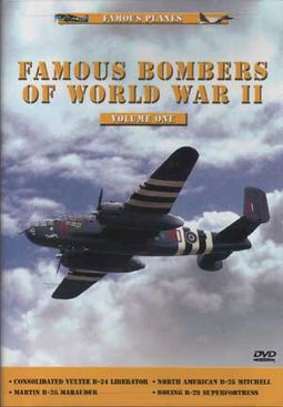Famous Bombers of World War II, Volume 1