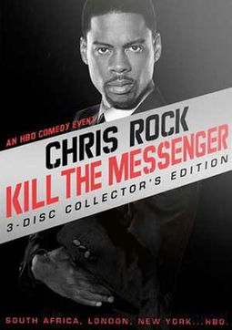 Chris Rock - Kill the Messenger (3-DVD Special