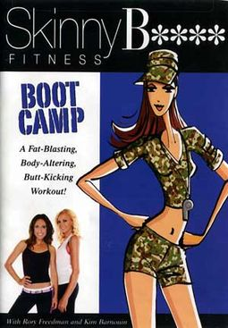 Skinny B**** Fitness - Boot Camp (Censored Cover)