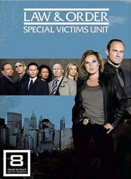 Law & Order: Special Victims Unit - Year 8 (5-DVD)