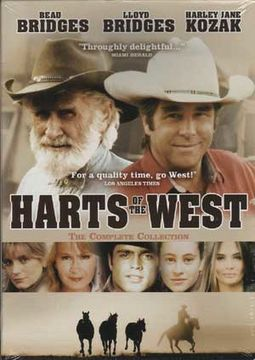 Harts of the West - Complete Series (3-DVD)