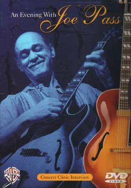 An Evening with Joe Pass: Concert Clinic Interview