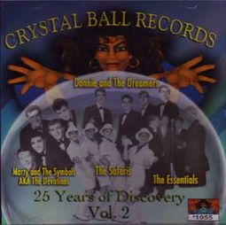 Crystal Ball Records - 25 Years of Discovery,