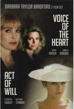 Barbara Taylor Bradford's Act of Will and Voice
