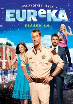 Eureka - Season 3.0 (2-DVD)