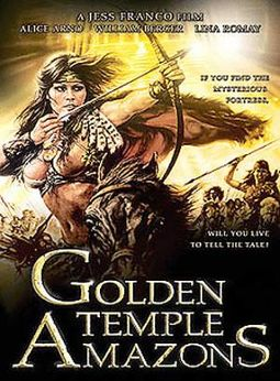 Golden Temple Amazons (Widescreen)