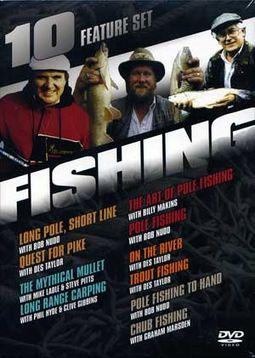 Fishing - 10 Feature Set (5-DVD)