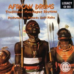African Drums: Traditional Mandingue Rhythms