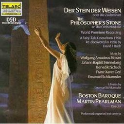 Schikaneder: The Philosopher's Stone (Der Stein