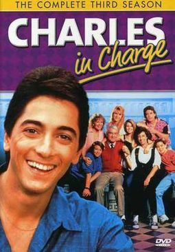 Charles In Charge - Complete 3rd Season (3-DVD)