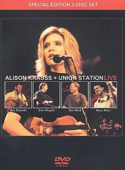 Alison Krauss and Union Station - Live (2-DVD)