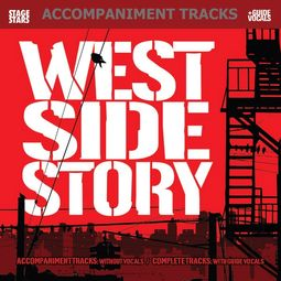 Karaoke: West Side Story - Accompaniment CD (2