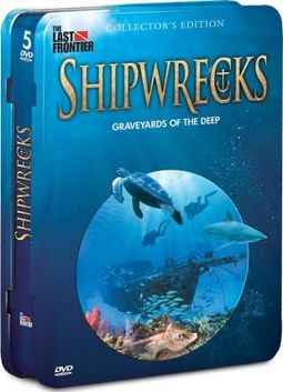 Shipwrecks: Graveyards of the Deep [Tin Case]